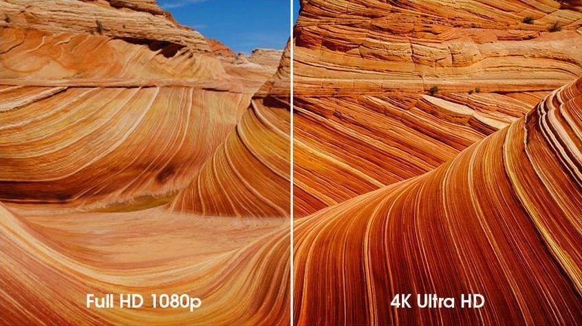 UHD o 4K HD: cosa significano e che differenza cè