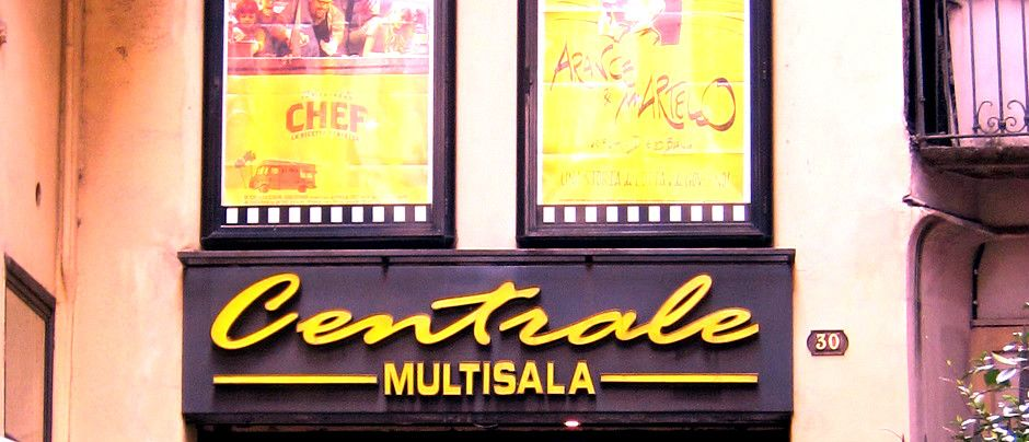 Cinema centrale Milano