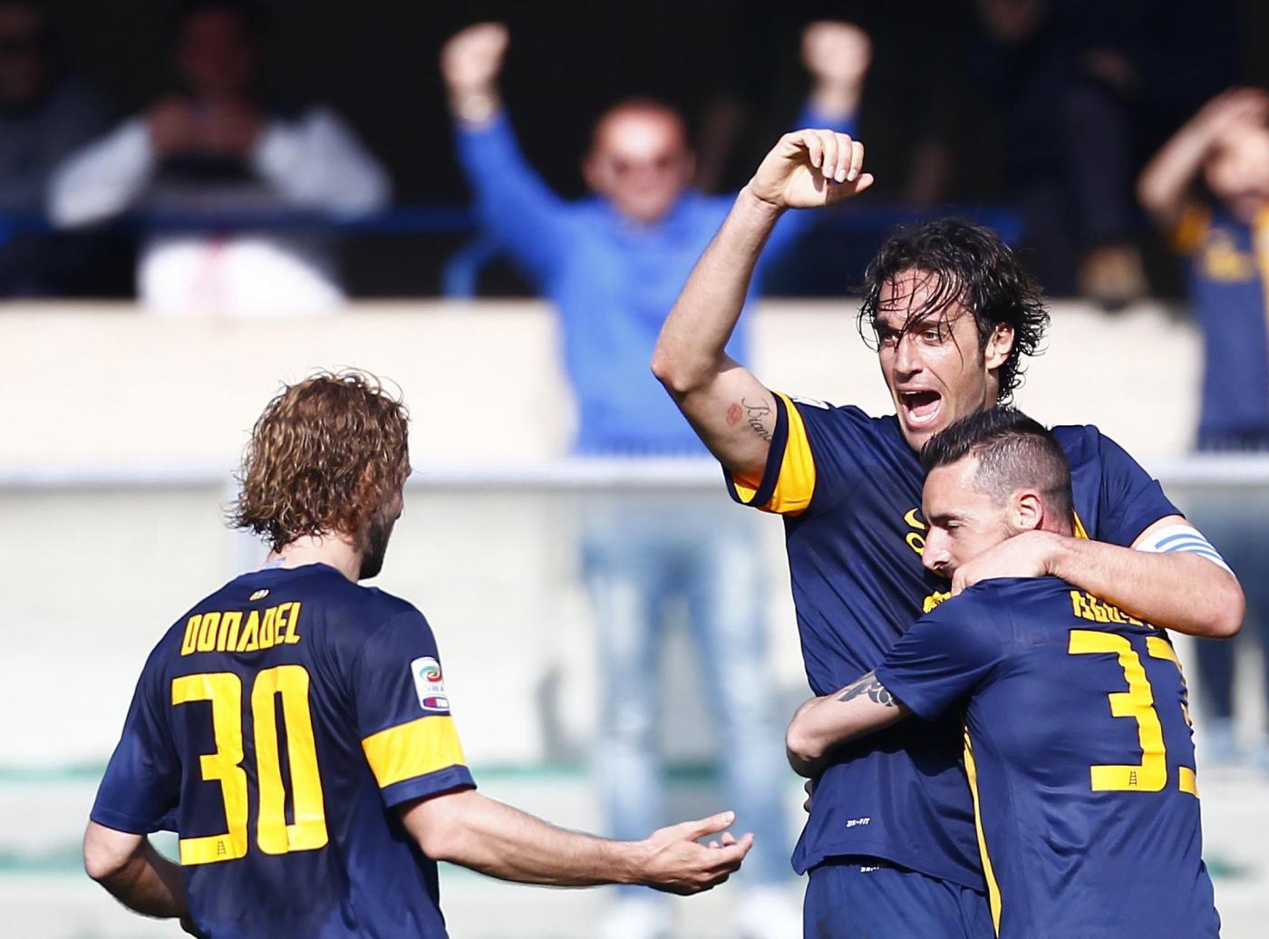 Classifica Serie A 31esima 2014