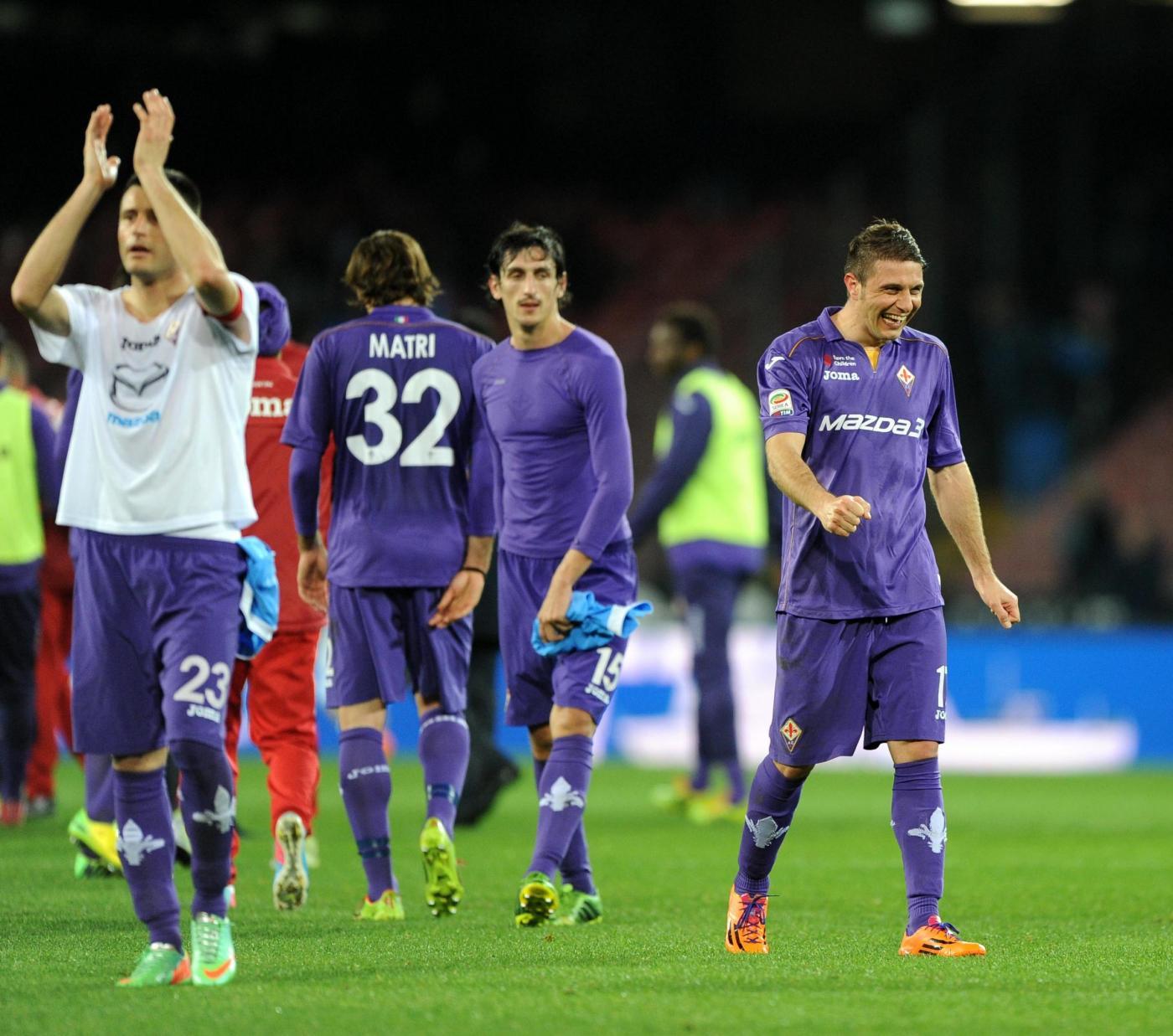 Fiorentina 29esima
