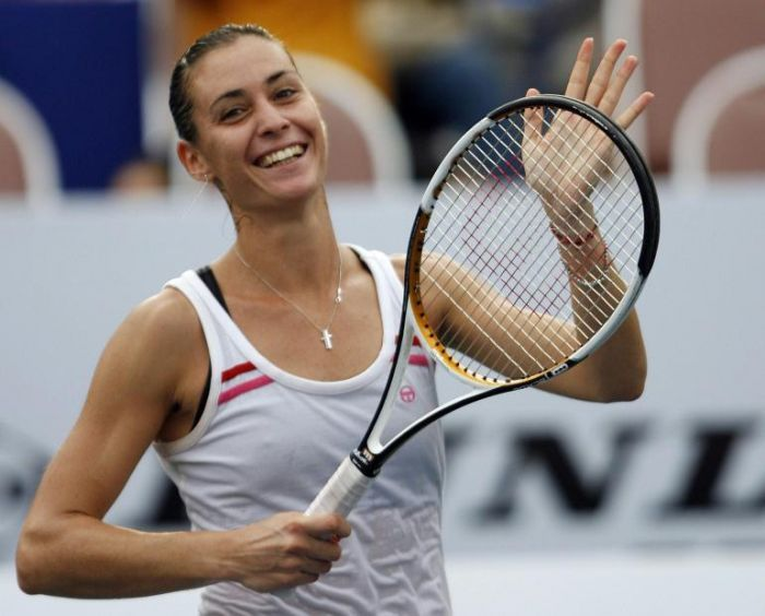 Flavia Pennetta vince il torneo WTA Indian Wells 2014 di Tennis