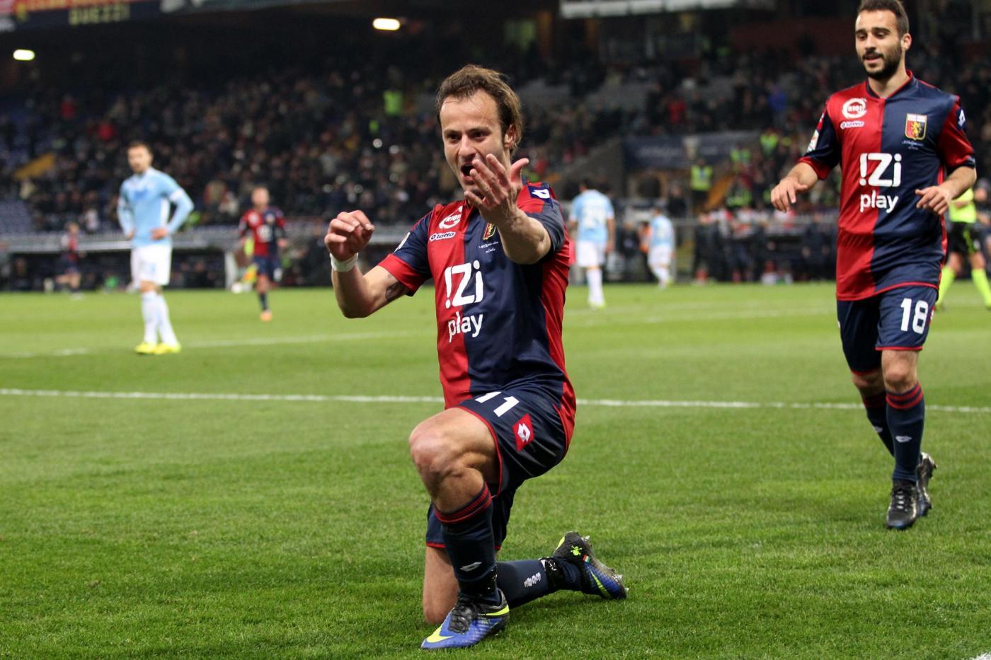 Gilardino Bologna gol 30esima