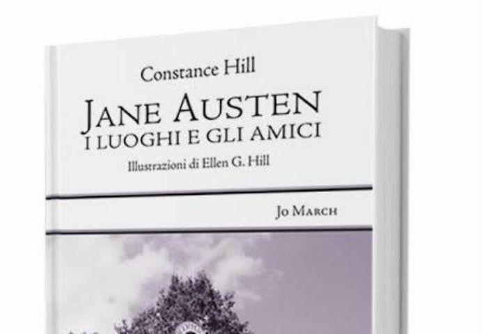 'Jane Austen. I luoghi e gli amici', una biografia-guida originale per gli amanti della scrittrice britannica