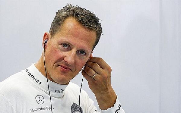 Michael Schumacher coma 2