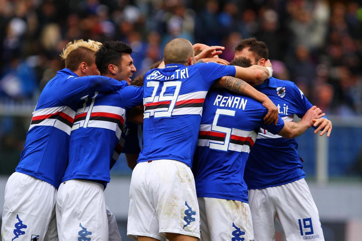 Sampdoria 29esima