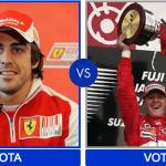 Miglior pilota F1 di sempre: VOTA il tuo preferito!