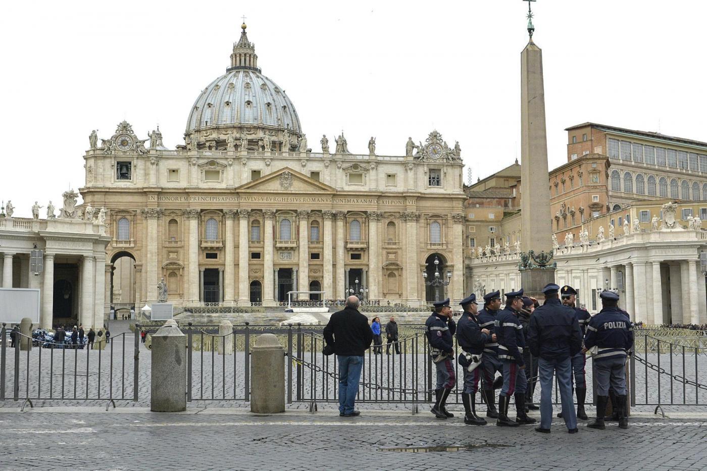 Vaticano: mega-truffa allo Ior sventata dalla Guardia di Finanza
