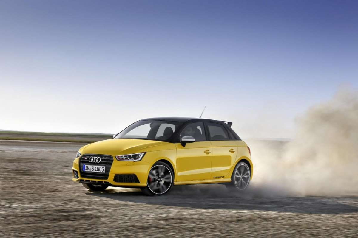 Audi S1 2014: scheda tecnica e uscita