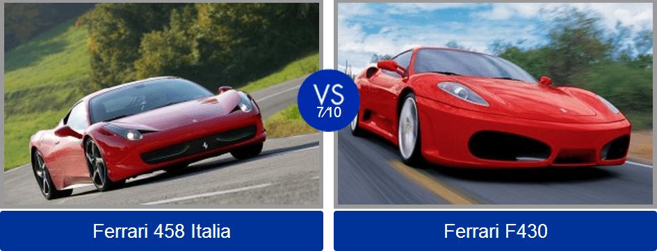 Ferrari più belle della storia: vota la migliore!