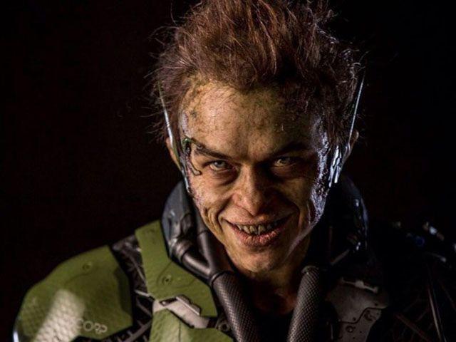 dane dehaan green goblin