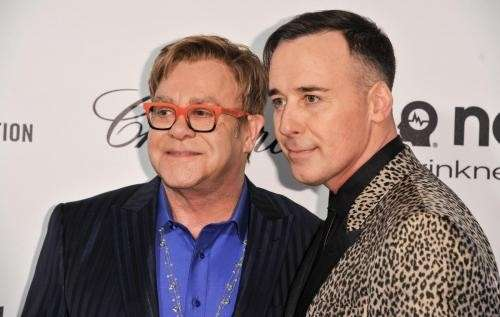 Elton John, matrimonio con David Furnish in arrivo
