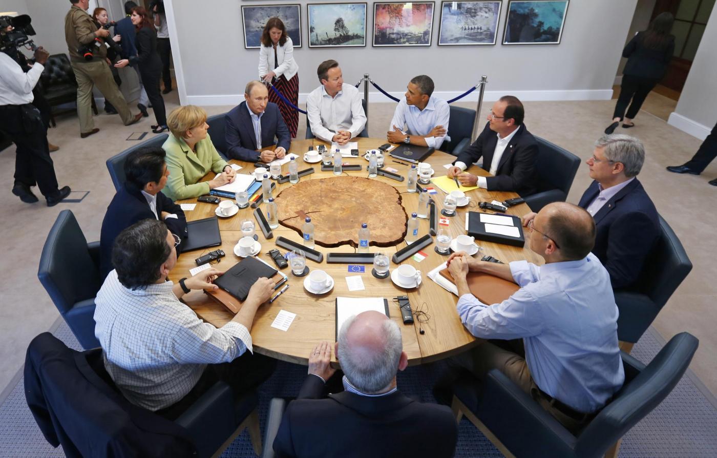 G8 di Sochi: annullato il summit ed esclusa la Russia