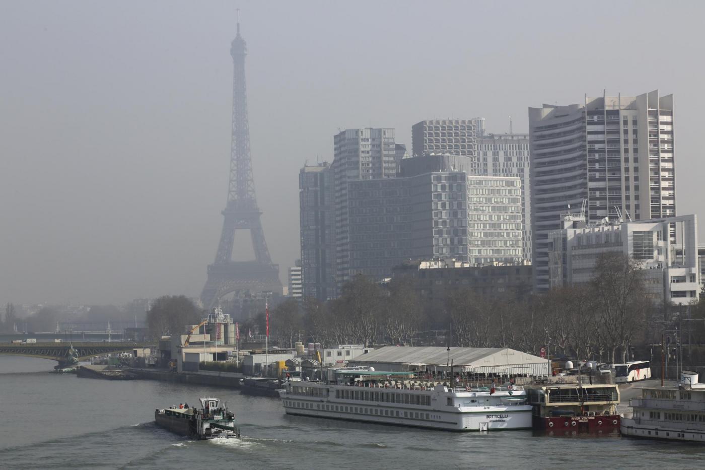 Inquinamento dell'aria: 7 milioni di morti in un anno
