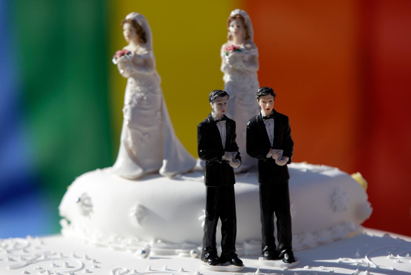 Gran Bretagna: celebrati i primi matrimoni gay