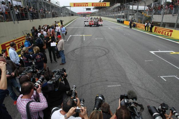piloti f1 2014