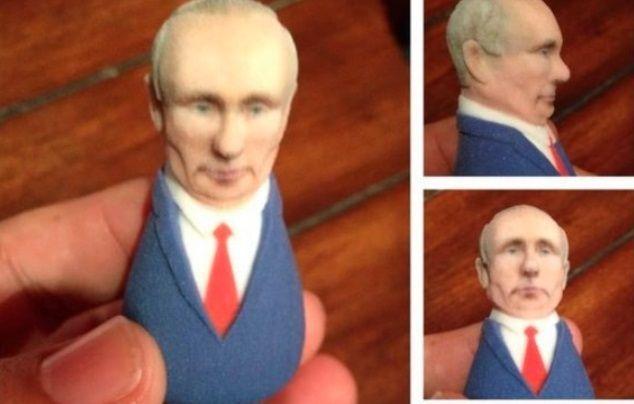 Obama e Putin in versione hot