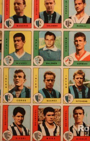 Riconosci le figurine dei calciatori? Fai il nostro QUIZ!