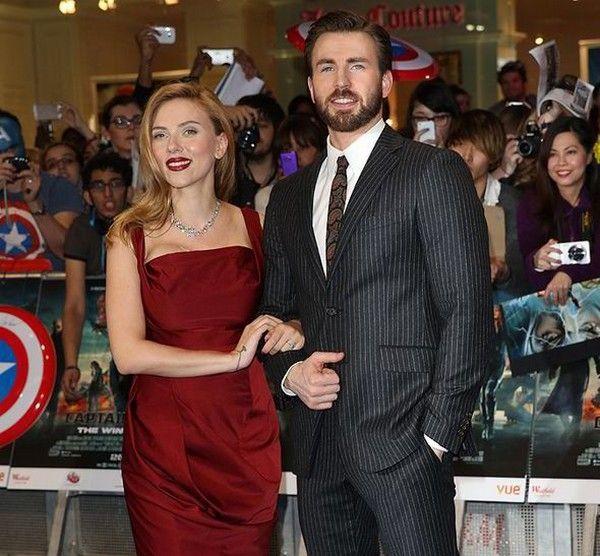 Captain America: the Winter Soldier, foto e video della premiere internazionale a Londra