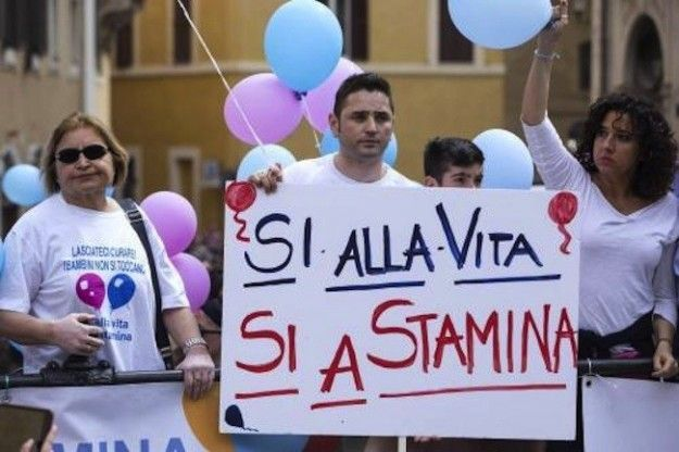 Metodo Stamina, le proteste contro lo stop: l'intervista a Bruno Talamonti del Movimento Vite Sospese