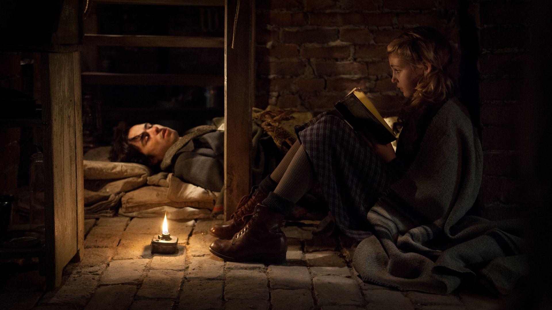 Storia di una ladra di libri trailer italiano trama
