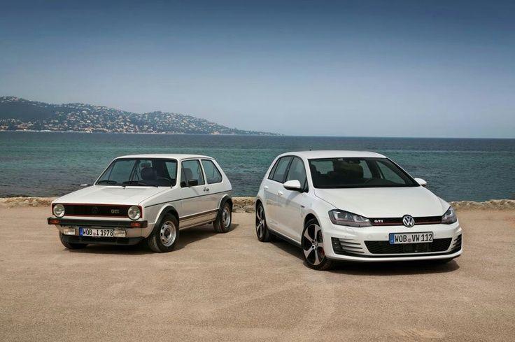 Volkswagen Golf, storia: 40 anni di successo