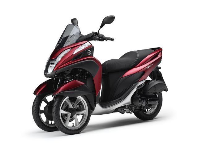 Yamaha Tricity: prezzo e caratteristiche dello scooter con tre ruote