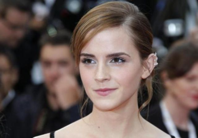 Emma Watson: 'Non mi innamoro dei vip'