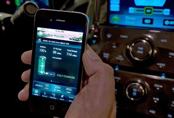 L'auto del futuro? Comandata dallo smartphone