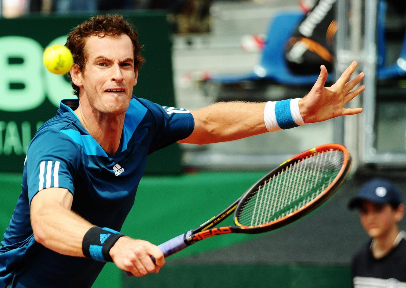 Andy Murray Coppa Davis 2014