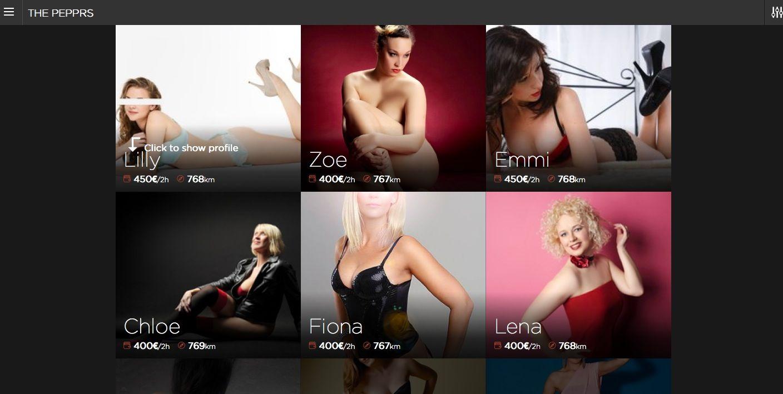 App per prenotare le prostitute berlinesi, sviluppata da una donna