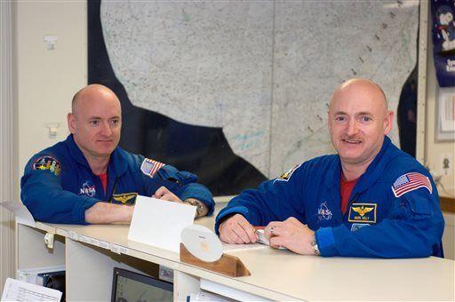Astronauti gemelli