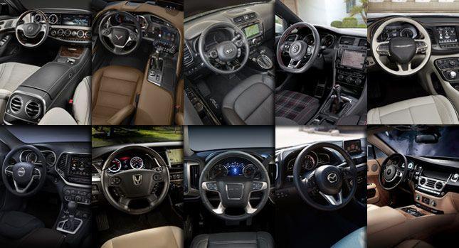 Interni auto migliori 2014: la nostra classifica