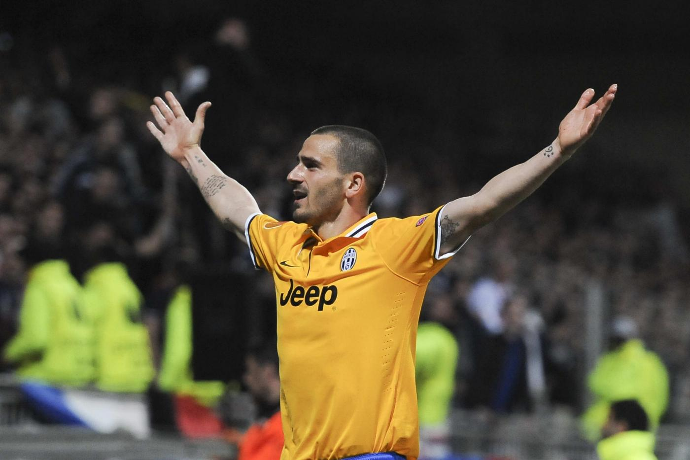 Lione vs Juventus 0-1: vittoria stentata in Europa League