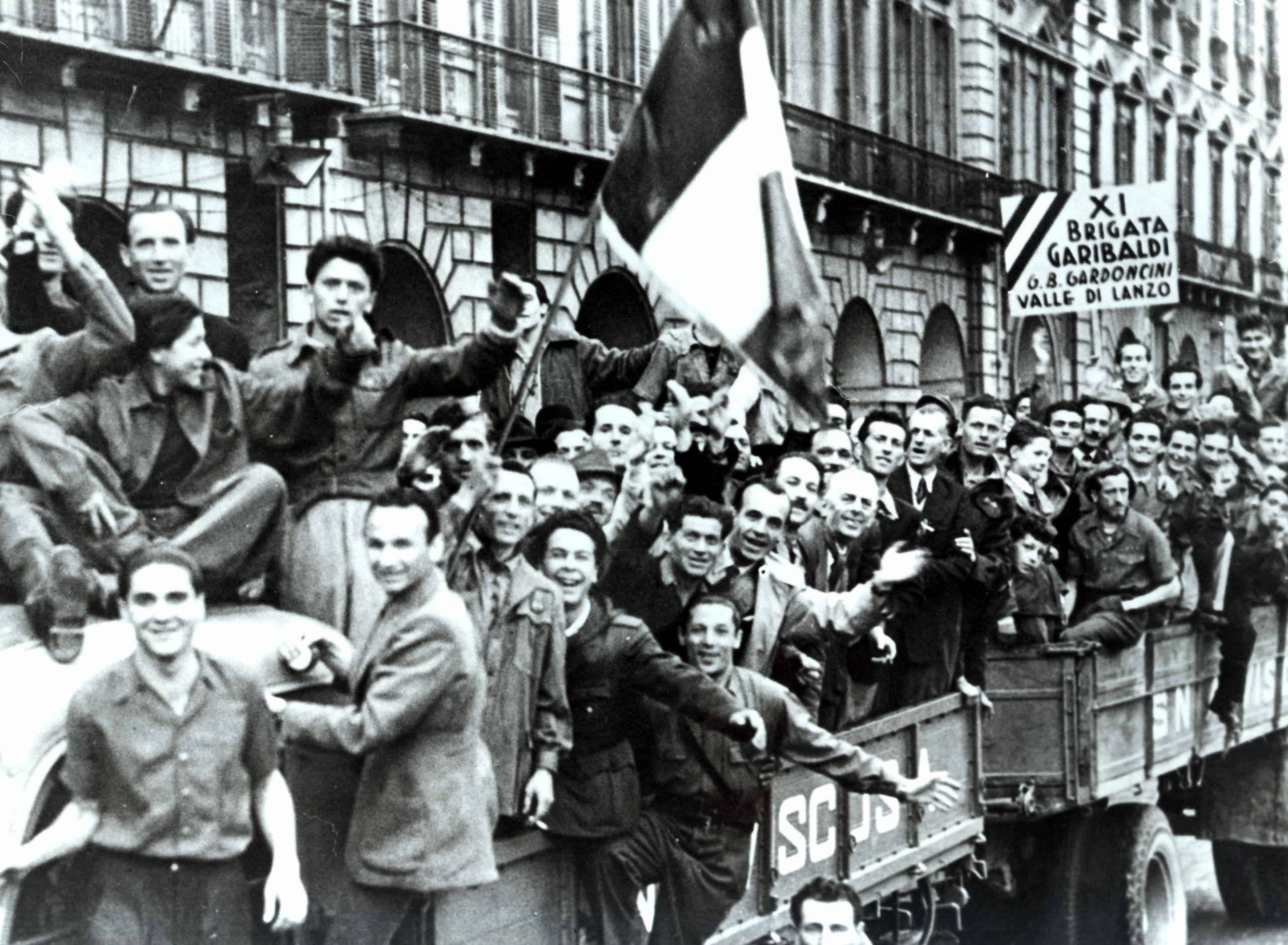 25 aprile, l'Italia festeggia la Liberazione dal Nazifascismo