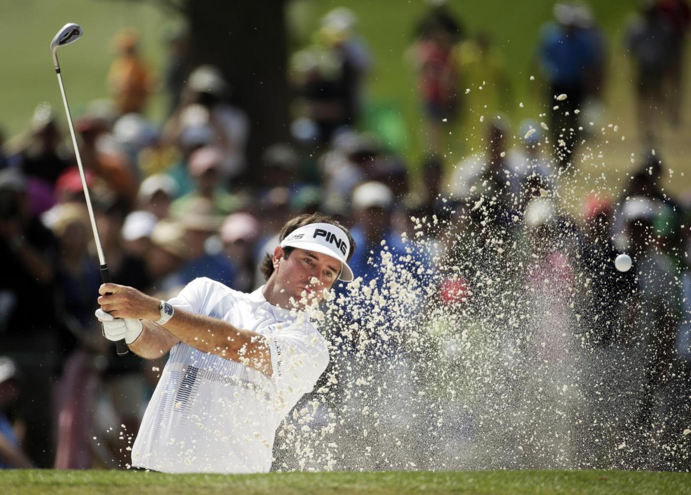 Augusta Masters 2014: doppietta di Bubba Watson