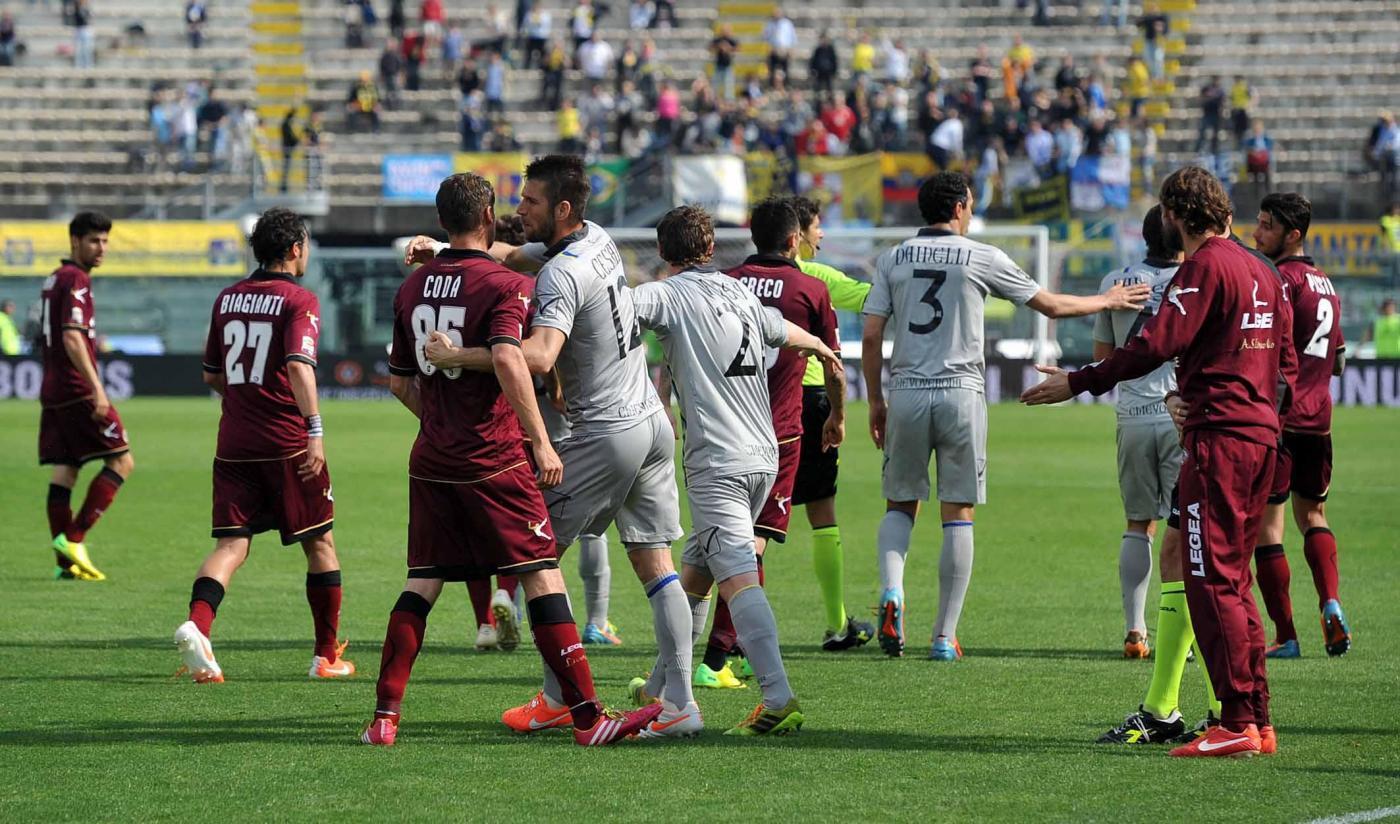 Chievo Verona Livorno 33esima