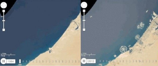 Google Maps racconta come è cambiato il mondo. In peggio