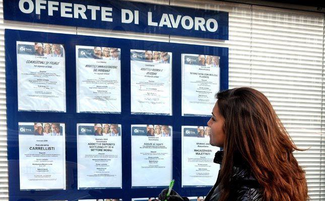 Disoccupazione in Italia 2014: la percentuale arriva al 13,6%