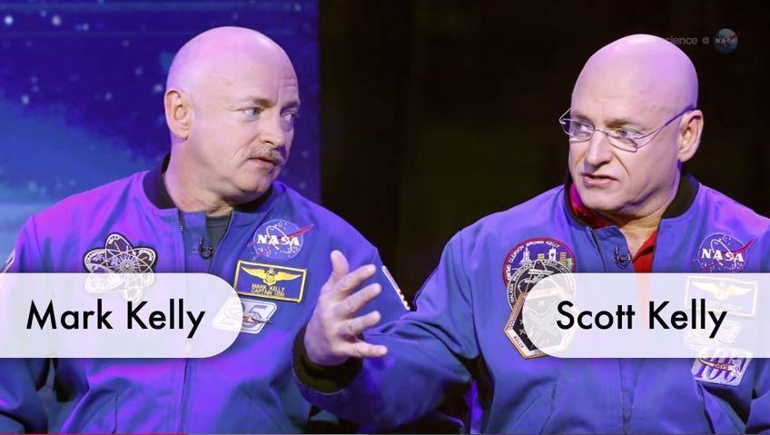 Esperimento astronauti gemelli NASA