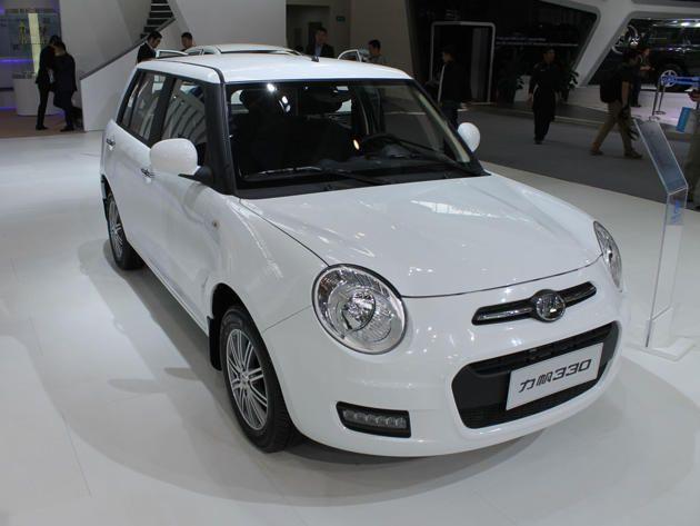 Lifan 330: dalla Cina arriva la brutta copia della Fiat 500L