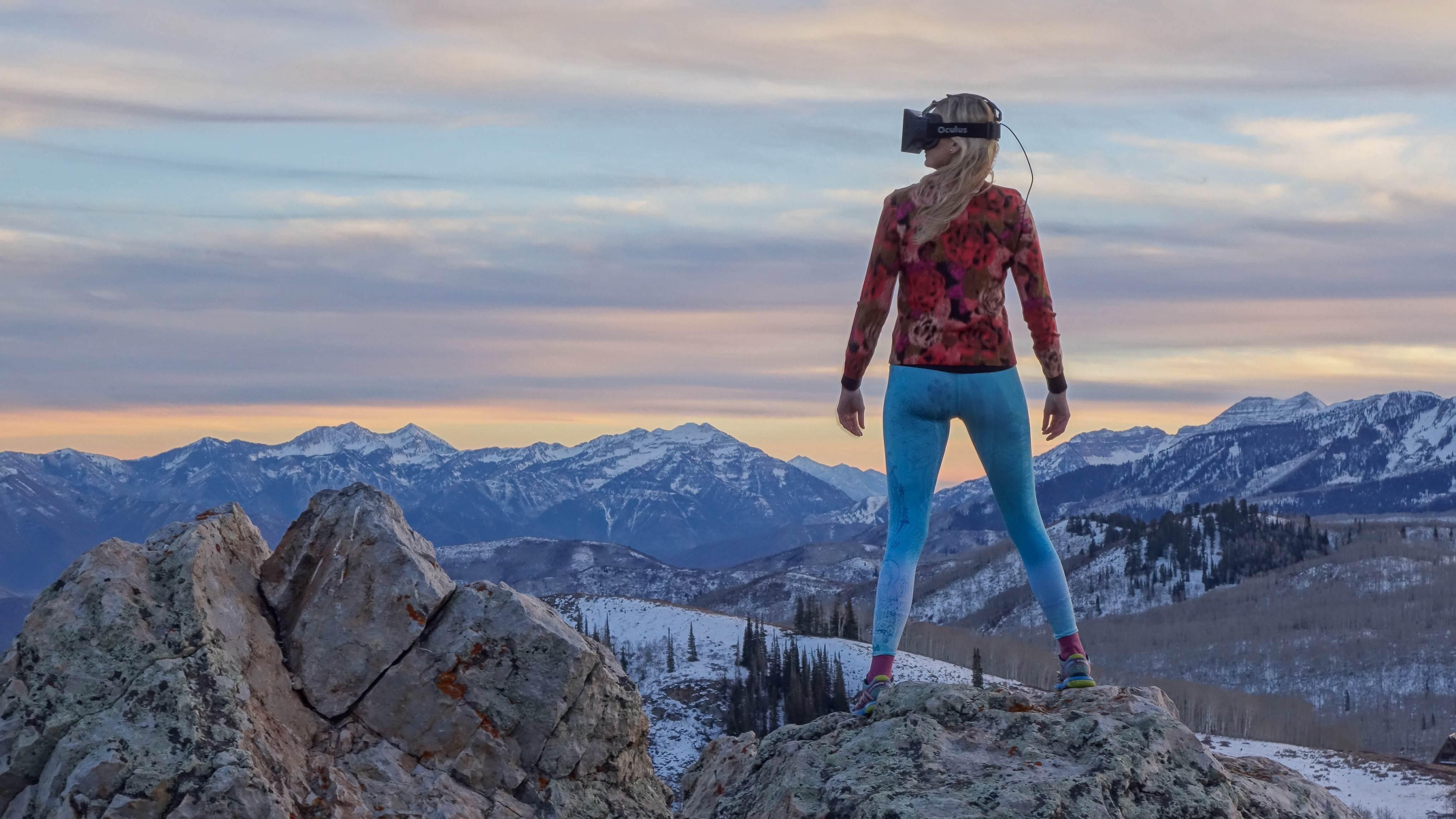 Film Oculus Rift