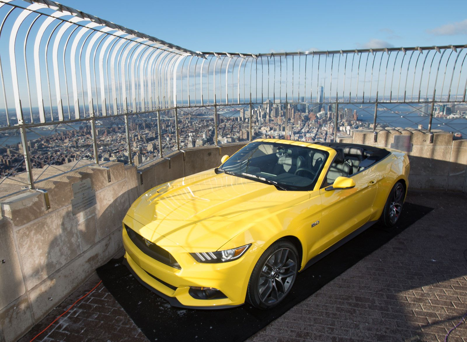 Ford Mustang 2014 compie 50 anni