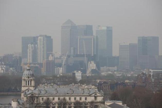Inquinamento a Londra: è allarme smog