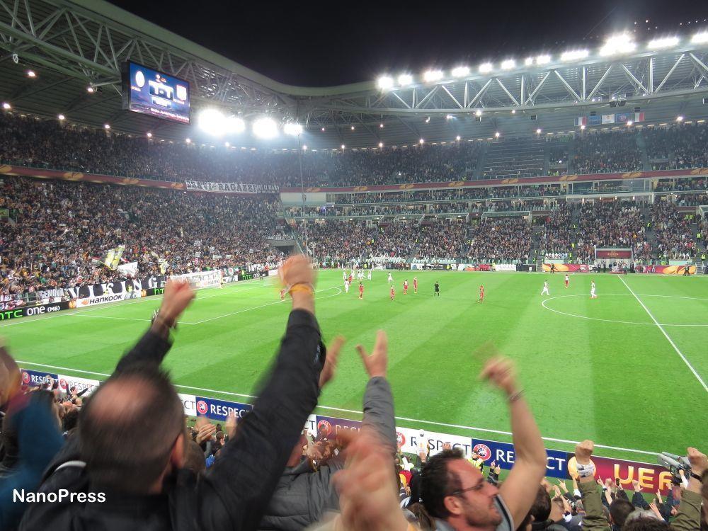 Gol della Juve