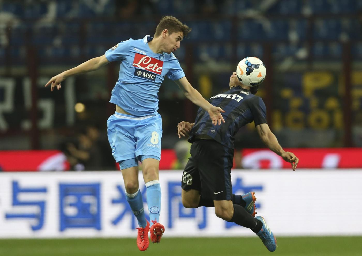Inter vs Napoli 0 a 0, vola la Fiorentina con Cuadrado