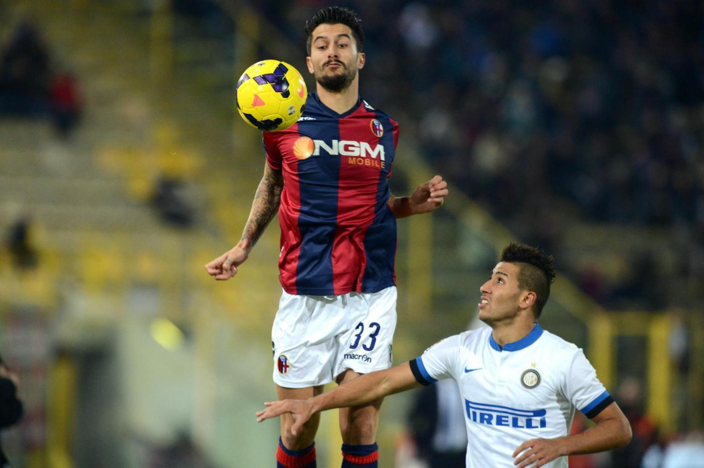 Inter vs Bologna 5 aprile