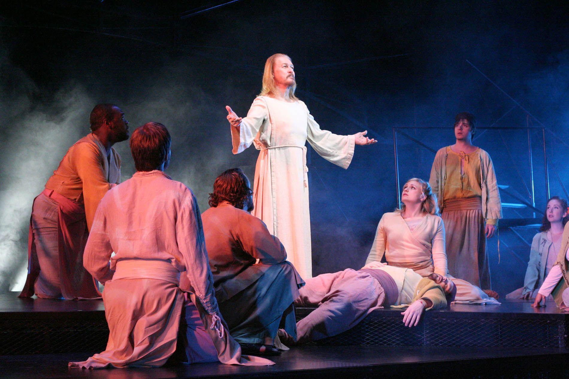 Jesus Christ Superstar, il musical a Roma al teatro Sistina