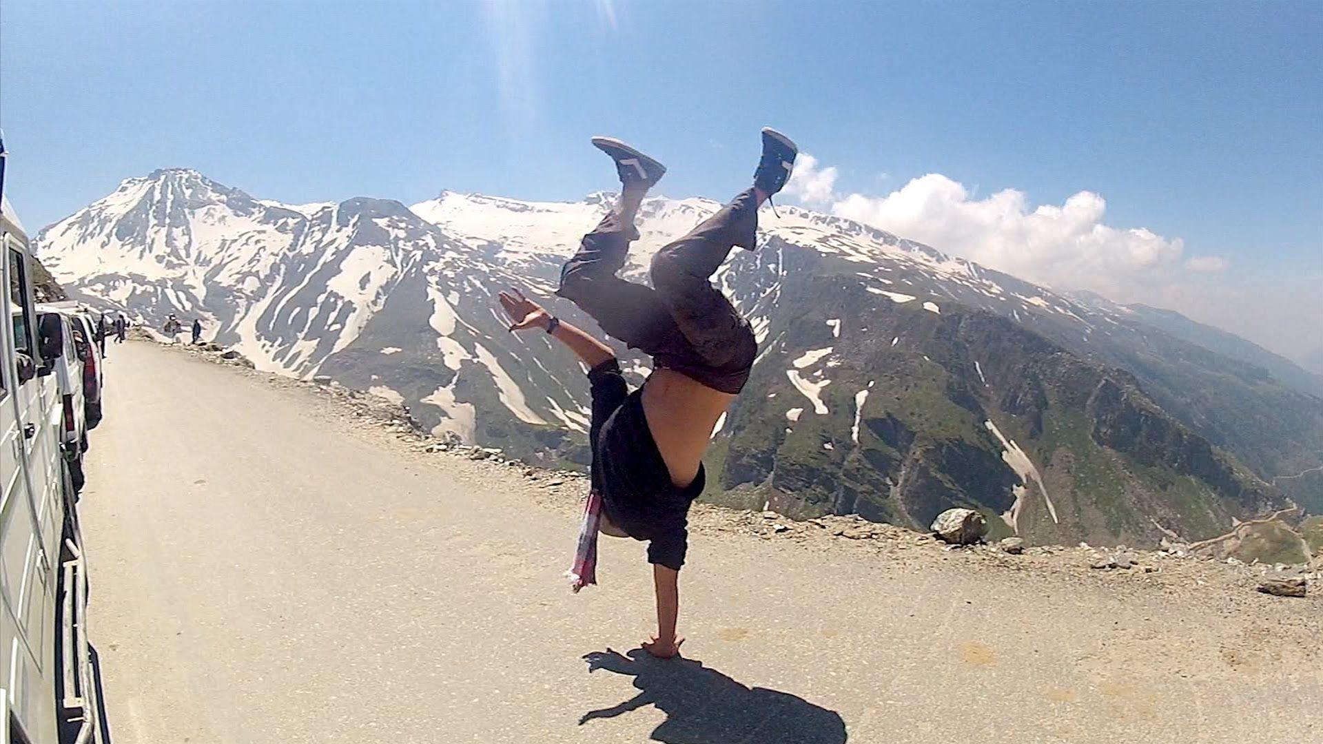 GoPro: video del giro del mondo a testa in giù