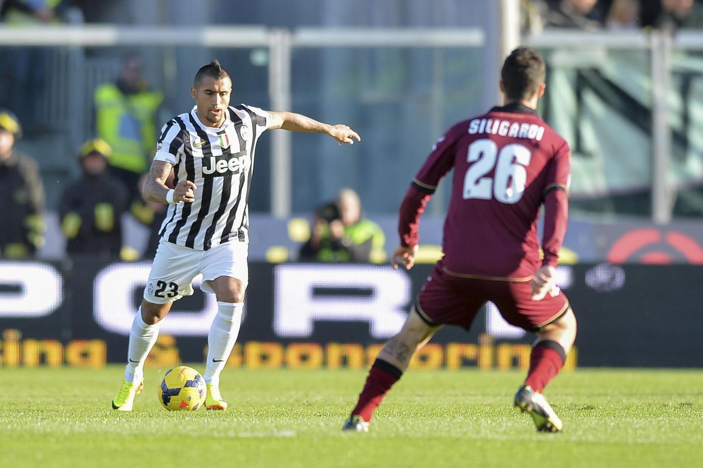 Juventus Livorno probabili formazioni