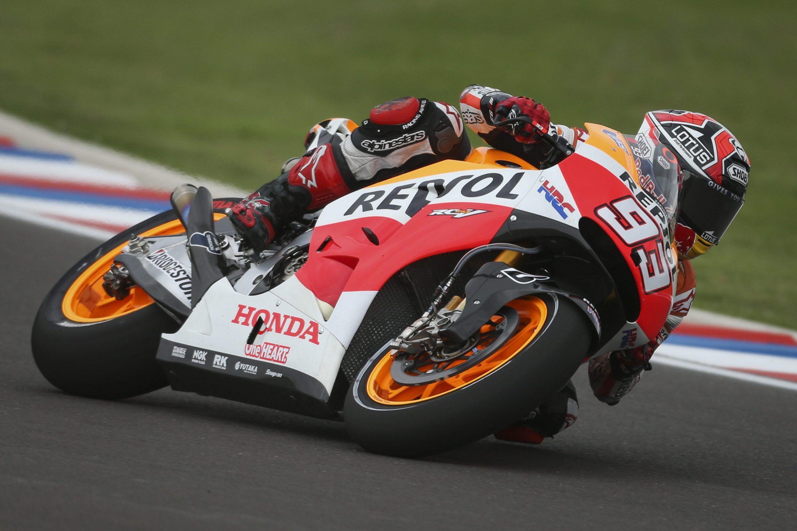 MotoGP Argentina 2014, gara: Marquez vince ancora. Rossi 4°